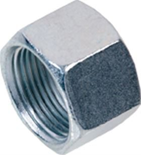 EMB® DIN 2353 carbon steel tube nuts