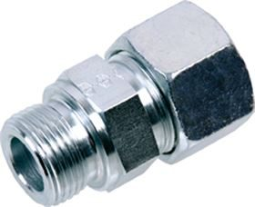 EMB® DIN 2353 male stud couplings Form B