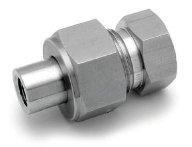 Ham-Let® Pipeline stainless steel union record