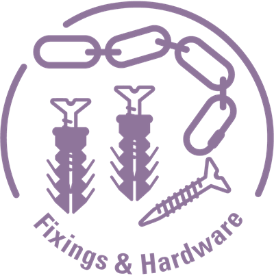 Adhesives, Fixings & Hardware