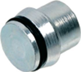 EMB® DIN 2353 stainless steel blanking plugs