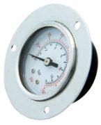 Vale® Centre Back Flanged Mounted Pressure Gauge BSPP