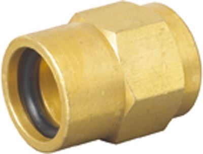 Wade™ metric compression nut for PVC coated copper tube