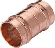 Vale® Integral Solder Ring Metric to Imperial Reducer
