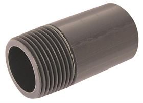 Vale® uPVC Plain Pipe to Threaded Adaptors