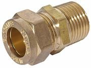 Vale® Male Iron Connector BSPP