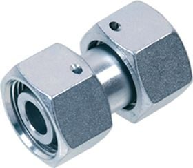 EMB® DIN 2353 swivel couplings