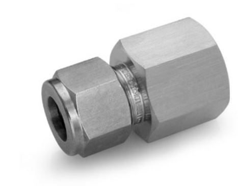 Ham-Let Let-Lok® Monel female connector with Industrial Ancillaries