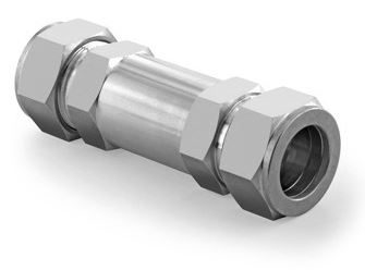 Ham-Let H-400 relief valve with 1 psi cracking pressure