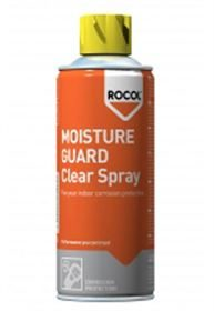 Rocol® Mould Tool & Machined Components Corrosion Protectives - Rocol Moisture Guard Clear Spray