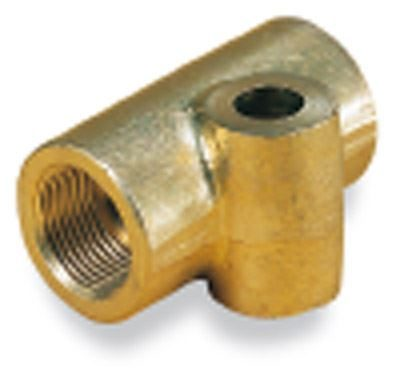 Bracketed Straight Connector