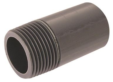 Vale® ABS Plain Pipe to Threaded Adaptors