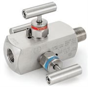 Ham-Let Astava 3 Way Remote Mount Manifold NPT connections