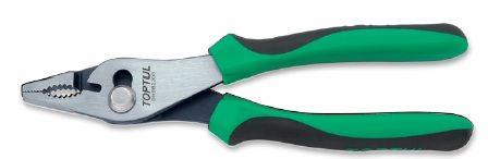 Toptul® Combination Slip-Joint Pliers
