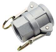 C&G Type D Lever Coupling Aluminium