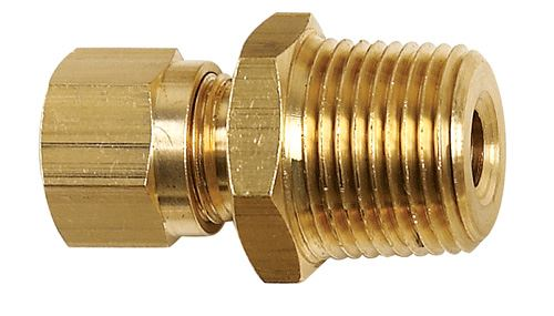 Vale® Metric Male Stud Coupling NPT