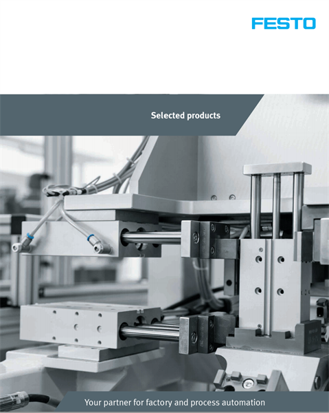 FESTO Selected Products