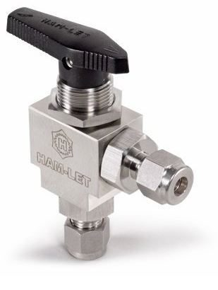 Ham-Let Let-Lok® H-6800 Three-Piece Ball Valve 6000psi