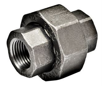Vale® Carbon Steel 3000 LB Fittings