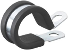 JCS Rubber Lined P Clips