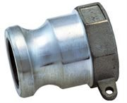 Vale® Stainless Steel Type A Plug BSPP