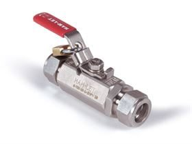 Ham-Let® H-700 2-Piece Ball Valve