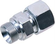 EMB® DIN 2353 Male Stud Coupling Light Series Stainless Steel