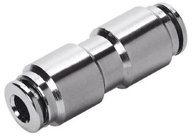 Vale® Stainless Steel Push-In Fittings