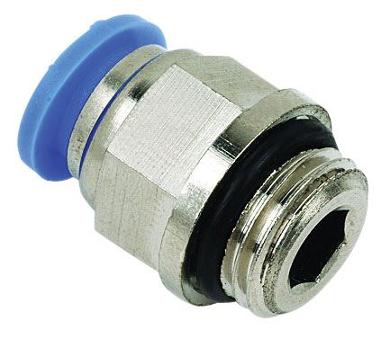 Vale® Hex Body Male Stud Coupling BSPP