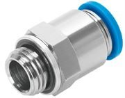 Festo QS Hex Male Stud Coupling (BSPP)