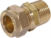 Vale® Male Iron Connector BSPT
