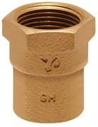 Yorkshire Female Iron Connector (YP2)