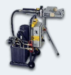 EMB® press tube bending with Industrial Ancillaries