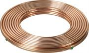 Vale® Metric Soft Copper Tube 10m Coil