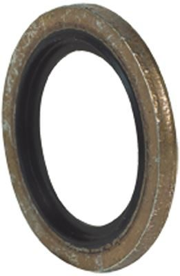 Vale® Nitrile Bonded Washer BSPP Carbon Steel