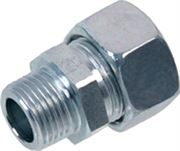 EMB® DIN 2353 Male Stud Coupling NPT Extra Light Series
