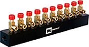 HNL® Series 940 10 Outlet distribution manifold