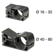 Prevost Piping Clamps