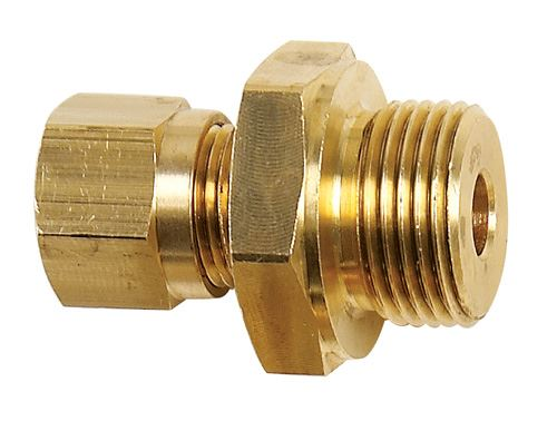 Vale® Metric Male Coupling BSPP