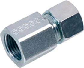 EMB® DIN 2353 female gauge connectors