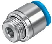 Festo QSM Mini Round Male Stud Coupling (BSPP)